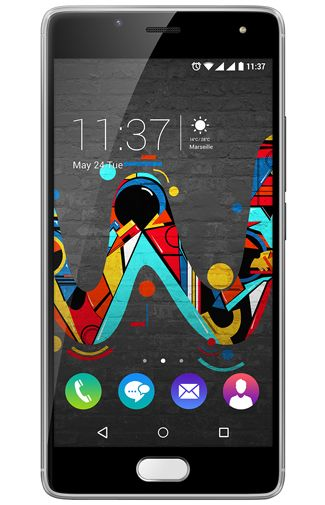 Wiko Ufeel 4G Dual Sim Slate Blue