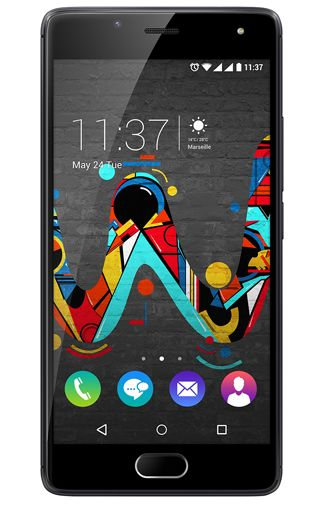 Wiko Ufeel 4G Dual Sim Space Grey