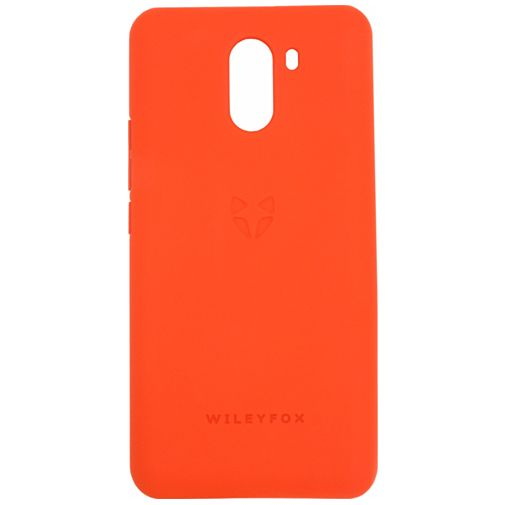 Wileyfox Hard Case Orange Swift 2 (Plus)