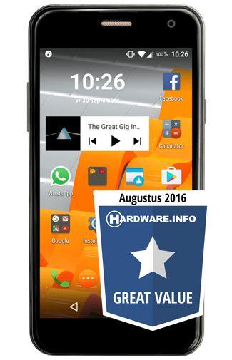 Productafbeelding Wileyfox Spark + Black