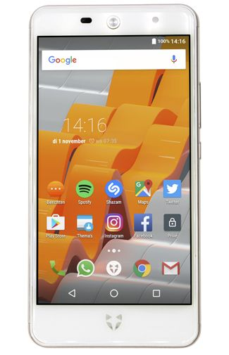 Productafbeelding van de Wileyfox Swift 2 Plus Gold