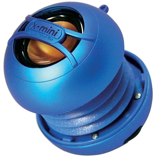 XM-I X-Mini Uno Capsule Speaker Blue