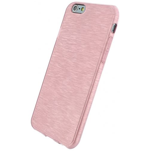 Xccess Brushed TPU Case Pink Apple iPhone 6/6S