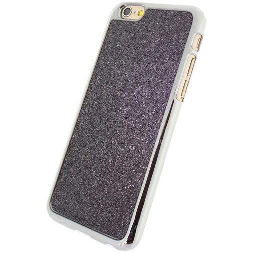 Xccess Glitter Cover Grey Apple iPhone 6/6S