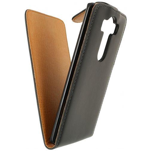 Xccess Leather Flip Case Black LG V10