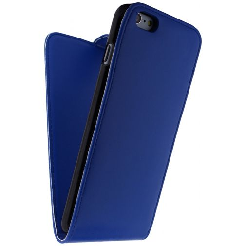 Xccess Leather Flip Case Blue Apple iPhone 6 Plus/6S Plus