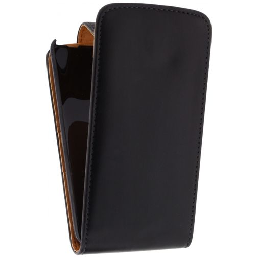 Xccess Leather Flip Case Nokia Lumia 630/635 Black