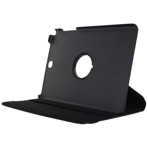 Xccess Rotating Leather Stand Case Black Samsung Galaxy Tab A 9.7