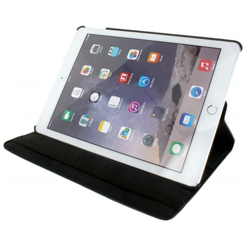 Xccess Rotating Stand Case Apple iPad Air 2 Black