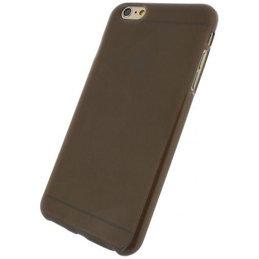 Xccess TPU Case Transparant Black Apple iPhone 6 Plus/6S Plus