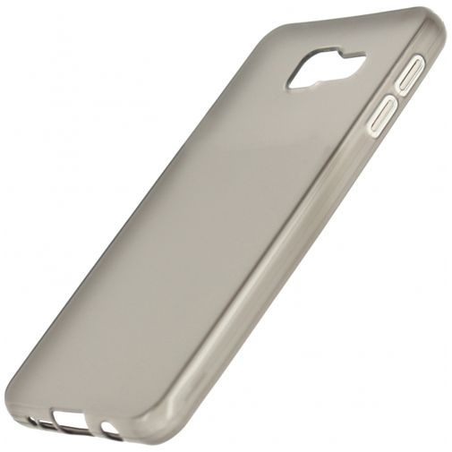 Xccess TPU Case Transparent Black Samsung Galaxy A3 (2016)