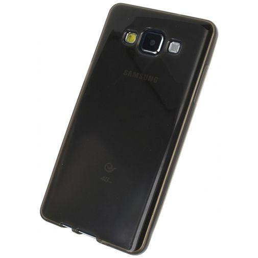 Xccess TPU Case Transparent Black Samsung Galaxy A5