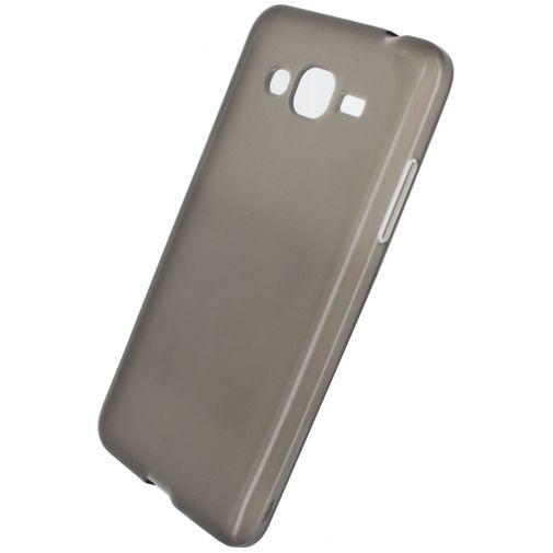 Xccess TPU Case Transparent Black Samsung Galaxy Grand Prime (VE)
