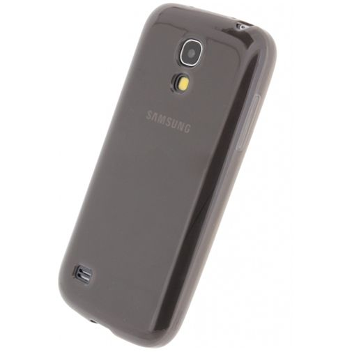 Xccess TPU Case Transparent Black Samsung Galaxy S4 Mini