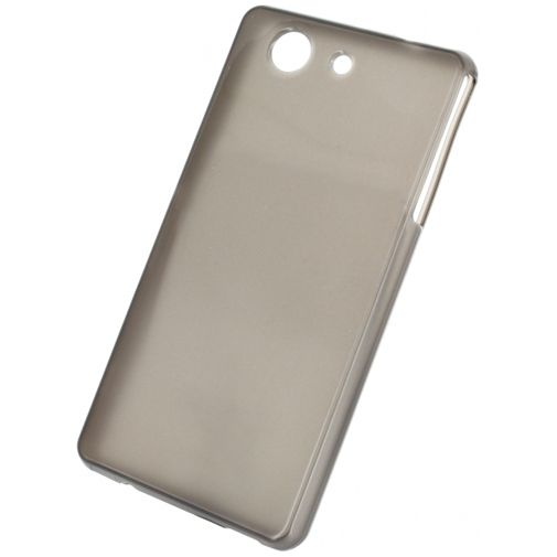 Xccess TPU Case Transparent Black Sony Xperia Z3 Compact