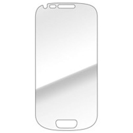 Xqisit Screenprotector voor Samsung Galaxy S3 Mini (VE)
