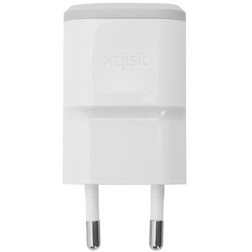 Xqisit Thuislader USB 1.2A White