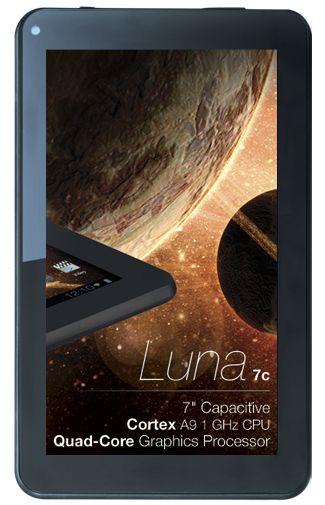 Productafbeelding van de Yarvik Luna 7c TAB07-150 Black