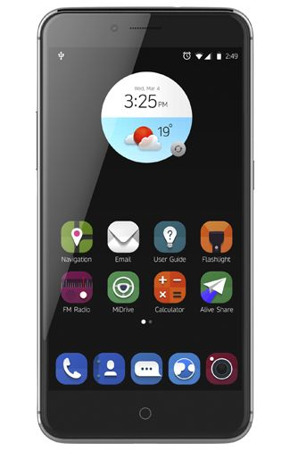 Productafbeelding ZTE Blade V7 Grey