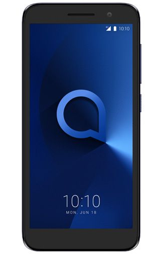 Productafbeelding van de Alcatel 1 (2019) Blue