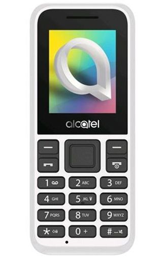 Alcatel OneTouch 10.66 White