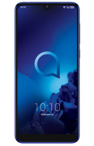Productafbeelding van de Alcatel 3 (2019) 64GB Blue