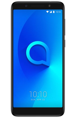 Alcatel 3X Black