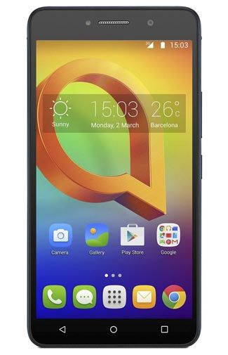 Productafbeelding Alcatel A2 XL Blue