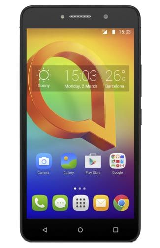 Productafbeelding Alcatel A2 XL Black