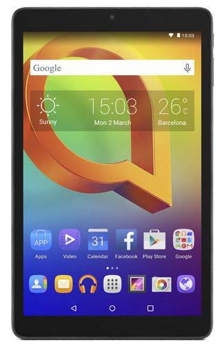 Productafbeelding van de Alcatel A3 10 WiFi + 4G Black