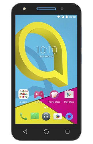 Productafbeelding van de Alcatel U5 3G Blue
