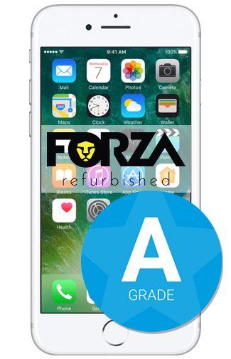 Productafbeelding van de Apple iPhone 7 128GB Silver Refurbished