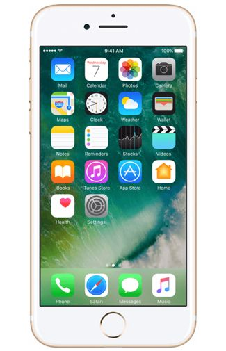 Productafbeelding van de Apple iPhone 7 32GB Gold Refurbished
