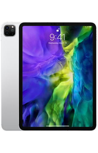 Productafbeelding van de Apple iPad Pro 2020 11 WiFi + 4G 128GB Silver