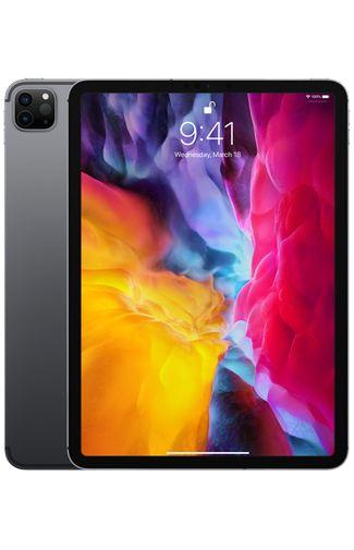 Productafbeelding van de Apple iPad Pro 2020 11 WiFi + 4G 128GB Black