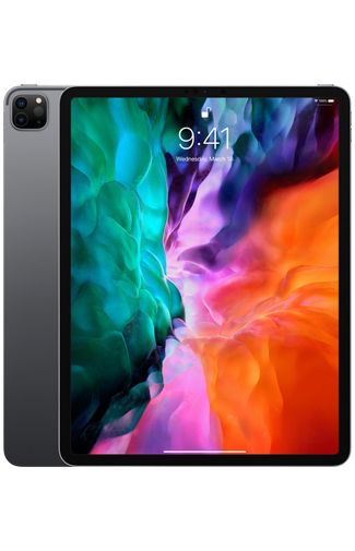 Productafbeelding van de Apple iPad Pro 2020 12.9 WiFi 512GB Black