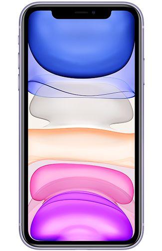 Productafbeelding van de Apple iPhone 11 128GB Purple