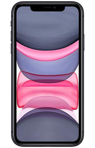 Productafbeelding van de Apple iPhone 11 256GB Black