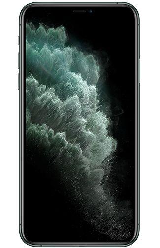 Productafbeelding van de Apple iPhone 11 Pro Max 512GB Green