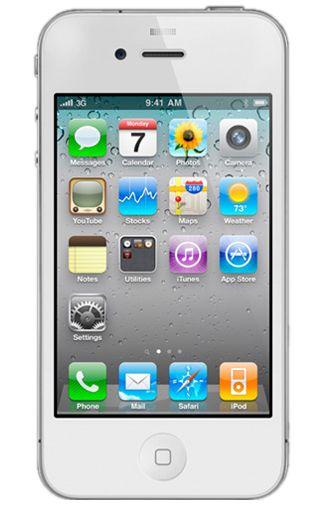 Productafbeelding Apple iPhone 4 32GB White Simlockvrij