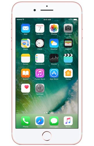Productafbeelding van de Apple iPhone 7 Plus 32GB Rose Gold Refurbished