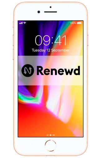 Apple iPhone 8 64GB Gold Refurbished