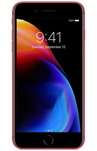 Productafbeelding van de Apple iPhone 8 Plus 256GB Red