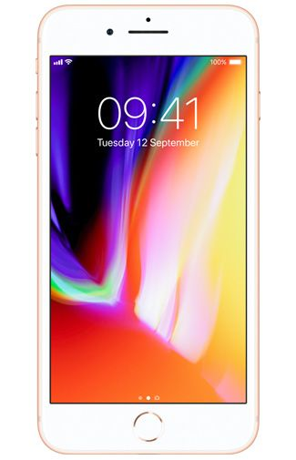 Productafbeelding Apple iPhone 8 Plus 64GB Gold