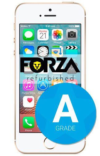 Productafbeelding van de Apple iPhone SE 64GB Gold Refurbished