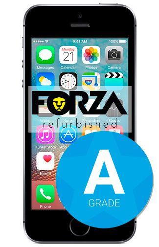 Productafbeelding van de Apple iPhone SE 64GB Black Refurbished