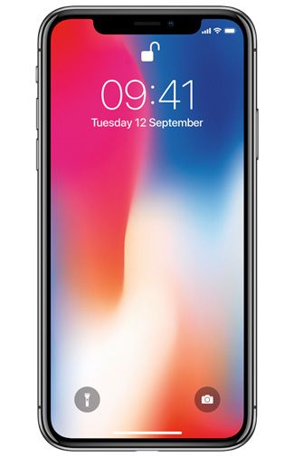 Apple iPhone X 64GB Black
