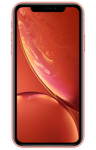 Productafbeelding van de Apple iPhone XR 256GB Coral