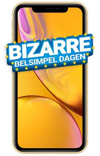 Productafbeelding van de Apple iPhone XR 256GB Yellow
