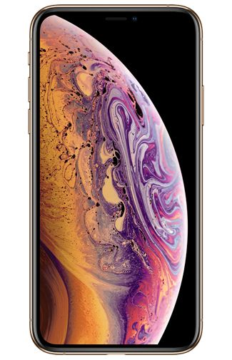 Productafbeelding van de Apple iPhone XS 256GB Gold